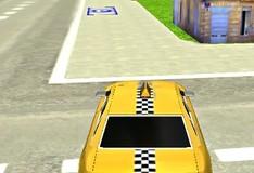 Игра Водитель такси 2