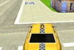 играйте в Водитель такси 2