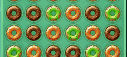 Игры Морозные Пончики