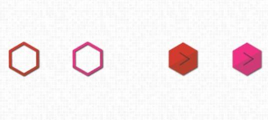 Двигаем шестиугольники