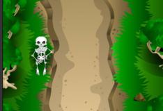 Игра Игры Викинг против скелетов