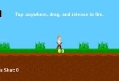 Игра Майнкрафт: Стрельба из лука