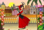 играйте в Игра Танцующая Фламенко
