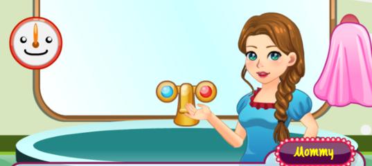 Игра Ребенок Мэри Ходит По Магазинам