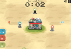 Игра Игра Защита крепости