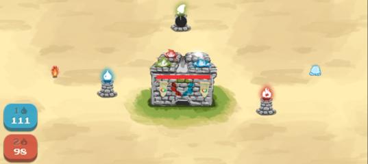 Игра Защита крепости