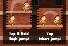 Игра Игра Прыгай Джимбо