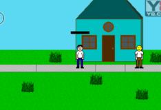 Игра Игра Злые Соседи