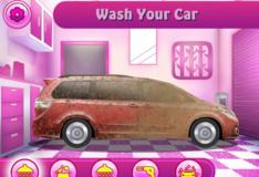 Игра Игра Мойка машины
