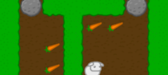 Игра Морковный бум