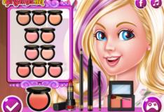 Игра Игра Весенний Показ Мод Барби