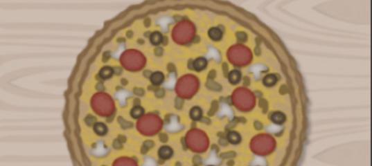 Игра Пицца Молодчина