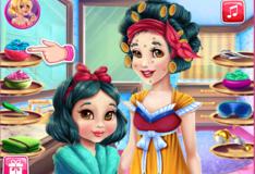 Игра Игра Белоснежка Мама