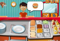 Игра Игра Время бургеров
