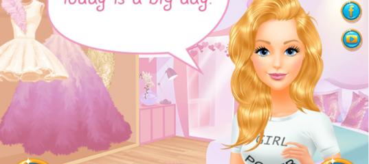 Игра Мода Барби