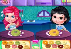 Игра Кулинарный конкурс