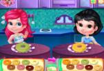играйте в Кулинарный конкурс