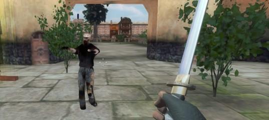 Зомби против берсерка