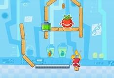 Игра Храбрый помидор 2