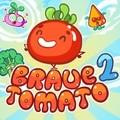 Играть бесплатно в Храбрый помидор 2