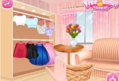 Игра Принцесса Современная Модница