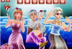 Игра Игра Кино с Принцессами