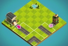 Игра Скрученный город