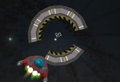Игра Бесконечный полет на космическом корабле