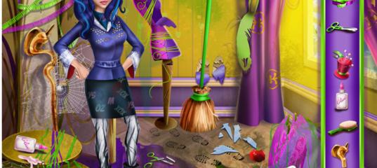 Игра Платье для школьного бала