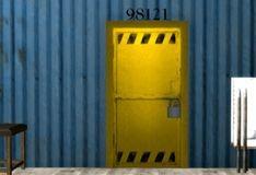 Игра Побег из голубого склада. Эпизод 2.
