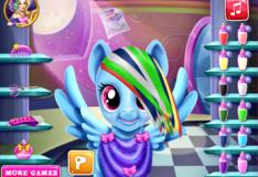 Игра Игра Стрижка для пони