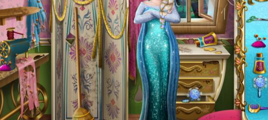 Игра Ледяной Королевы Свадебный Портной