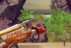 Игра Зомби-дерби 2