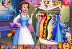 Игра Игра Волшебный шкаф для красоты