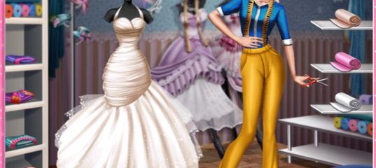 Игра Свадебное платье для Анны