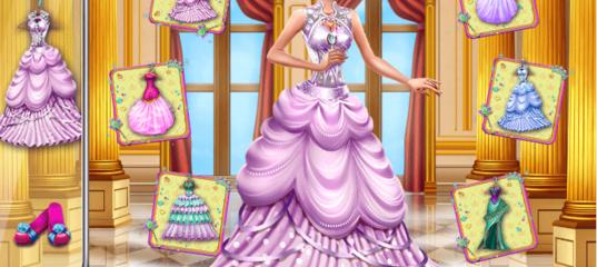 Игра Анна выходит замуж