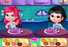 Игра Игра Кулинарный конкурс принцесс