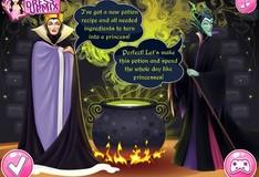 Игра Игра Злодейки превращяются в принцесс
