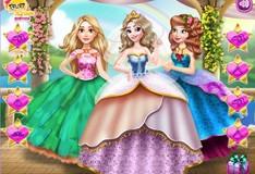 Игра Игра Свадьба принцессы Эльзы