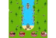 Игра Пиратская бухта