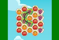 Игра Двигаем фрукты