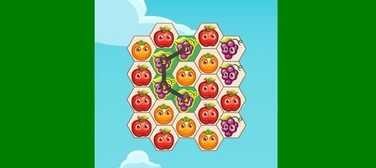Двигаем фрукты