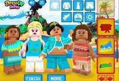 Игра Игра Лего Принцессы
