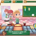 Играть бесплатно в Игра Столовая Аниме
