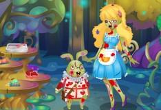 Игра Игра Алиса Зомби Доктор