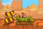 играйте в Stone Age Racing