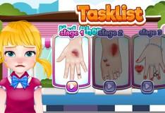 Игра Игра Проблемы с ногтями
