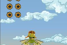 Игра Игра Летающая машина Гоблина