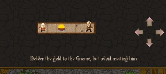 Игра Лаберинт с золотом