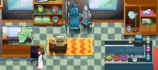Игра Доктор в больнице